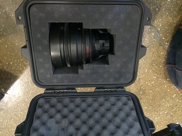 Rent: RED PRO ZOOM V2 17-50mm