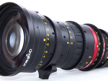 Angenieux 45-120 Optimo Zoom Lens w/ Custom Innerspace case