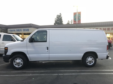 Rent: 1 Ton Grip Package w/ Van