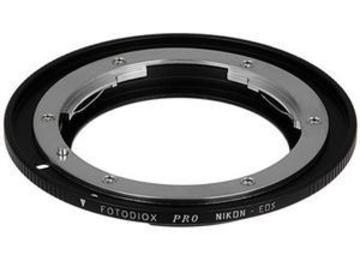 Rent: Nikon to Canon EF Converter