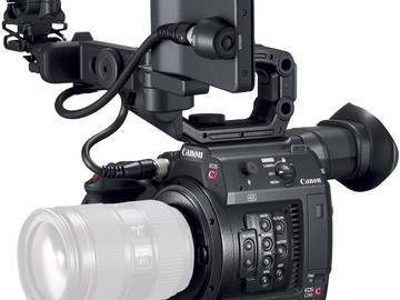 Canon EOS C200 Cinema Camera