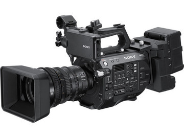Rent: Sony PXW-FS7 mkii XDCAM Super 35 Camera w/ extension unit