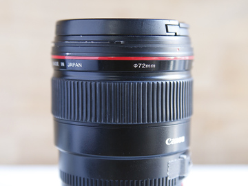 Rent: Canon EF 35mm f/1.4 L USM