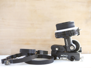 Rent: Movo Follow Focus with Rings/Markers