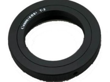 Rent: T2-Mount to Canon EF Converter