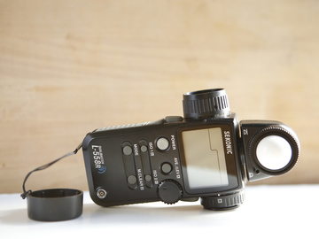 Rent: Light Meter - Sekonic L-558R