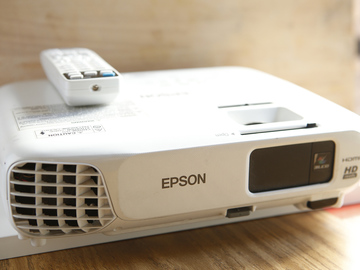 Rent: Epson HD Projector