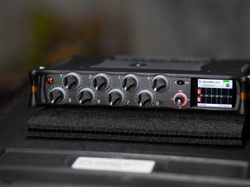 Rent: Sound Devices Mix Pre 10T Mixer/Recorder