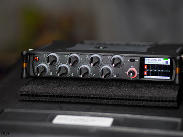 Rent: Sound Devices Mix Pre 10T Mixer/Recorder