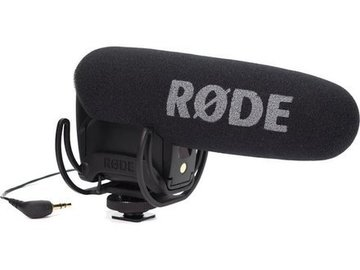 Rent: Rode VideoMic Pro Compact On-Camera Shotgun Microphone