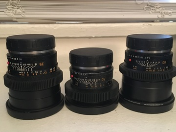 Rent: Leica R Super Speed Set