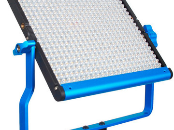 Rent: Dracast LED500 Silver Series Bi-Color LED Light (1 of 2)