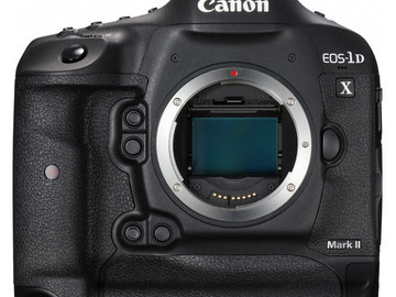 Rent: Canon EOS-1D X Mark II DSLR Camera (Body Only)