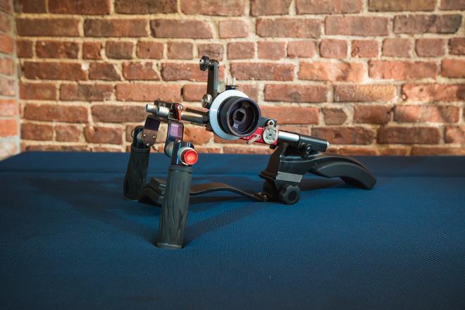 Shape Shoulder Camera Rig