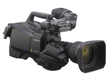 Sony HSC-300 HD Triax Camera System