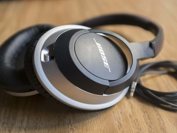Rent: Bose Noise Cancelling Headphones Wired