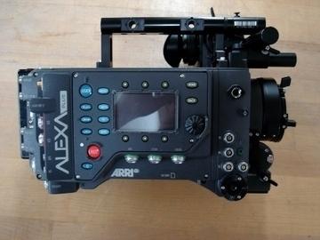 Rent: ARRI Alexa Plus 4:3 Camera, Arriflex Zeiss Superspeeds Pack.