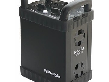 Rent: Profoto 8a Power Pack 1 light package
