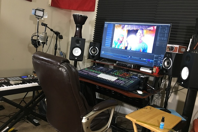 Post Production Suite Package Deal