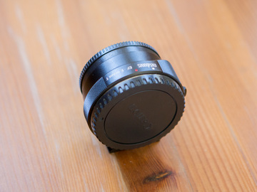 Rent: Metabones Canon EF to Sony E Mount  (Mark IV)