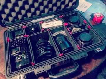 Rent: Sony Alpha a7S II Mirrorless Digital Camera Full Kit w/ Lens