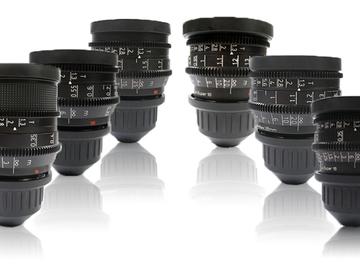 Zeiss  Superspeed MK3 full set mint + 14mm & 135mm