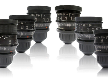 Rent: Zeiss  Superspeed MK3 full set mint + 14mm & 135mm