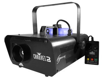 Rent: SMOKE MACHINE CHAUVET HURRICANE 1301