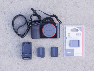 Sony Alpha a7S Mirrorless (body only)