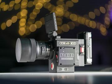 Rent: RED RAVEN  4.5K DRAGON Sensor READY TO SHOOT LENS BUNDLE