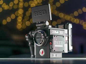 Rent: RED Raven Dragon 4.5K + Essentials