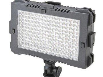 Rent: F&V Z180S LED Light - Bi-Color 3200K - 5600K