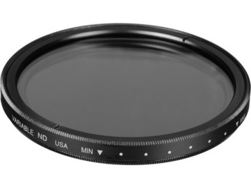 Rent: Tiffen 82mm Variable Neutral Density Filter