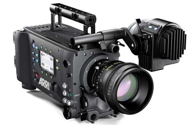 ARRI Alexa Plus Camera Package