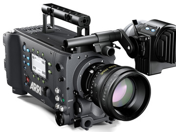 Rent: ARRI Alexa Plus Camera Package