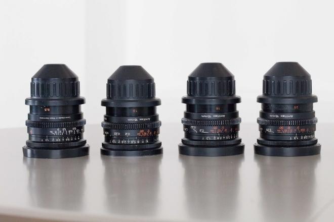 Zeiss Super Speeds Mark II (18mm, 35mm, 50mm, and 85mm)