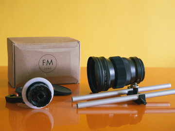 Rent: Focus Module Anamorphic Adapter