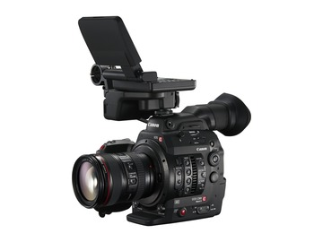 Rent: Canon C300 MK II Package - FREE Delivery and Pickup