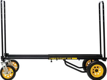 Rent: RocknRoller Multi-Cart R12RT All Terrain