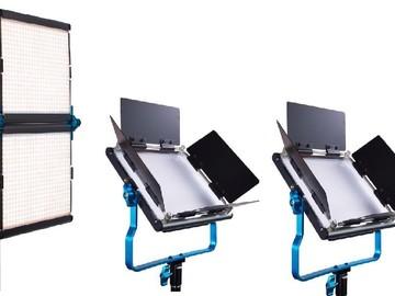 Rent: Dracast 3 Point BiColor Lighting Kit 1000LED, 2-500LED