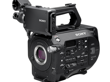 Rent: Sony FS7 Package - FREE Delivery and Pickup