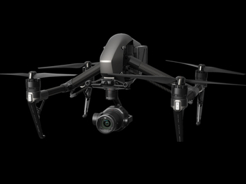 Rent: DJI Inspire 2 Quadcopter w/ Xenmuse X7