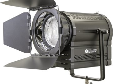 Rent: F485 LED Fresnel w Softbox 3000k-8000k dimmable 95CRI