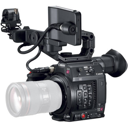 Canon EOS C200 Cinema Camera