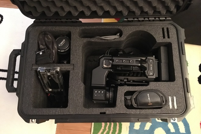 Blackmagic URSA Mini Pro G2 Camera/s (3 available)