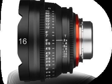 Rent: Rokinon XEEN 16mm T2.6 EF Cinema Prime