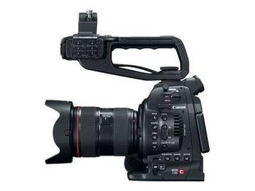 Rent: Canon EOS C100 Cinema Camera + Ninja Flame