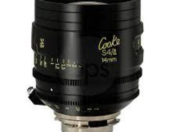 Rent: Cooke S4/i 14mm T2