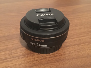 Rent: Canon EF-S 24mm f/2.8 STM