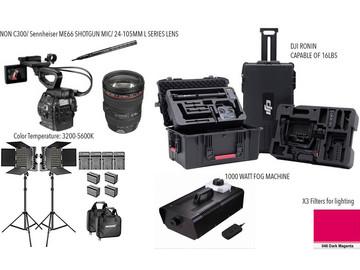 Rent: Music video kit